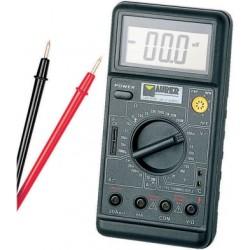 MULTITESTER DIGITALE LCD...