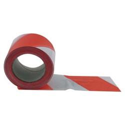 RT.MT.200 NASTRO SEGNAL.PVC BIAN/ROSSO MAURER